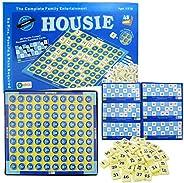 Ekta Housie Deluxe Board Game Family Game, Multi Color