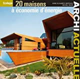 20 maisons à économie d'énergie