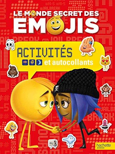 Emoji Movie - Activités et autocollants