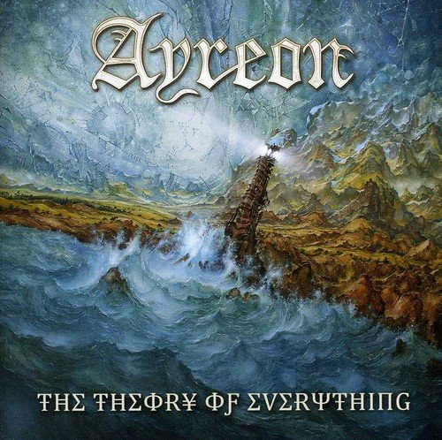 Ayreon: The Theory of Everything (Audio CD)