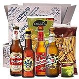 Tapas Box degusta Cerveza mit Original Spanische Bier