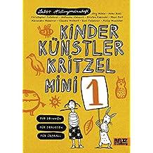 Kinder Künstler Kritzelmini 1: Für drinnen, für draußen, für überall