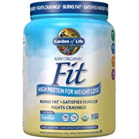 Garden of Life Raw Organic Fit High Protein for Weight LossVanilla16.1 oz (457 g)