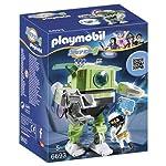 Playmobil - Cleano Robot, play...