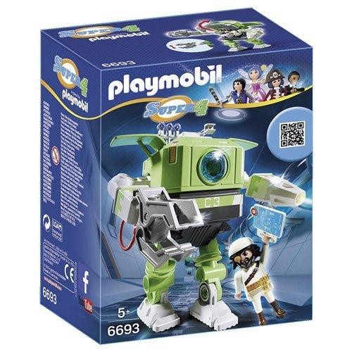 Playmobil - Cleano Robot