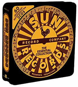 Sun Records: The Esssential Collection (3cd)