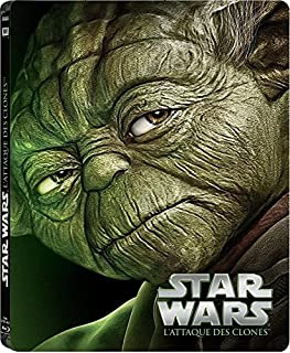 Star Wars - Episode II : L'attaque des clones (***Blu-ray***) [Édition Limitée boîtier SteelBook] (B013JUNNYC) | Amazon price tracker / tracking, Amazon price history charts, Amazon price watches, Amazon price drop alerts
