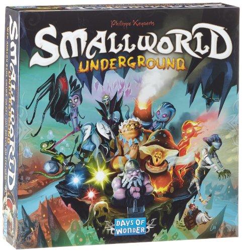 Days of Wonder 872669 - Small World Underground