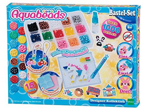 Aquabeads 31789 Designer Kollektion Bastelset