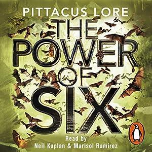 The Power of Six: Lorien Legacies, Book 2 (Audio Download