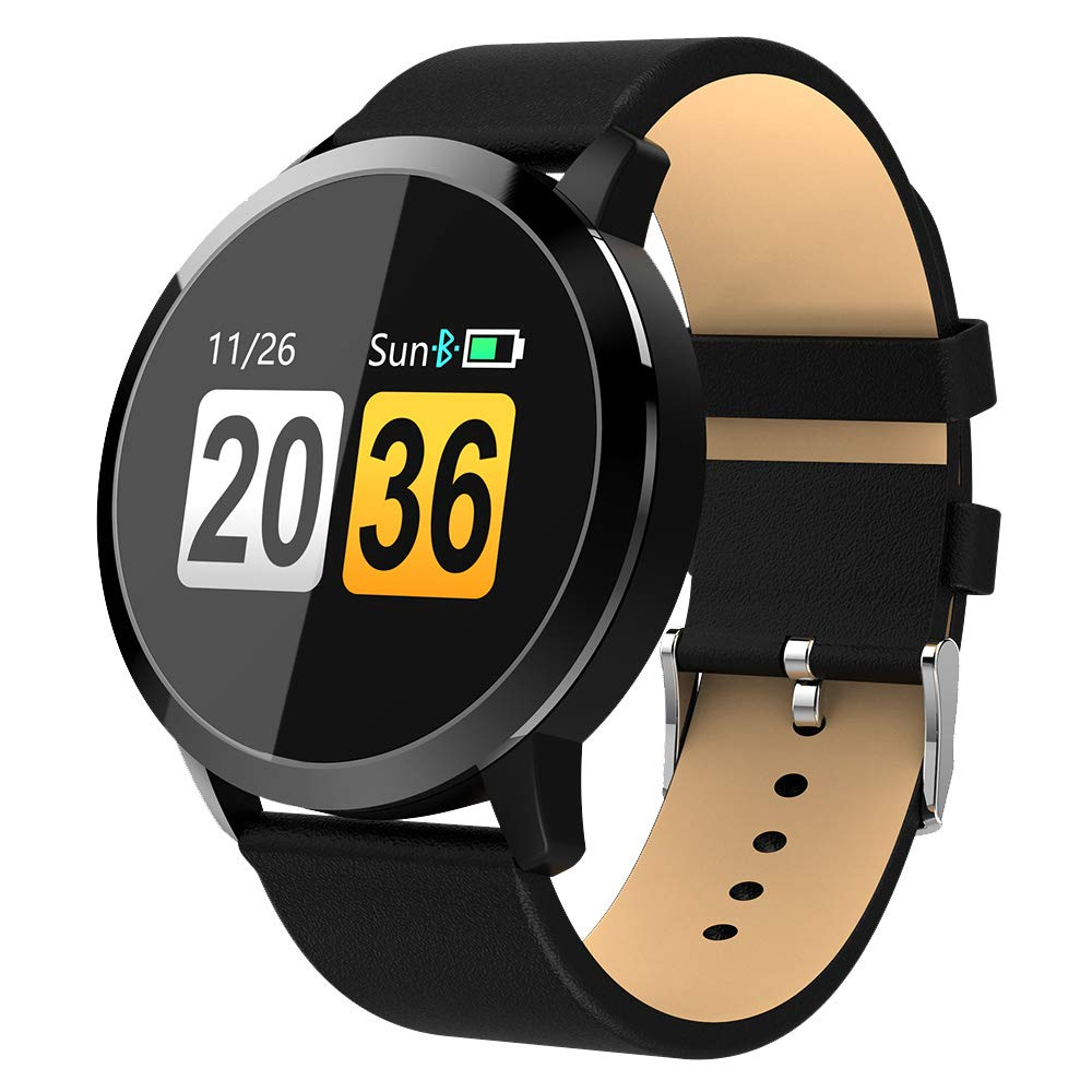 Pulsera deportiva Smart Smartwatches,rastreador de actividad física,Podómetro/Detección de frecuencia cardíaca/Anti… 1