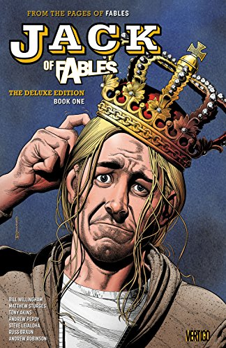 (Jack of Fables: Deluxe Book 1 (English Edition))