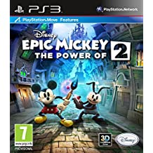 Disney Epic Mickey : le retour des Héros [Compatible PS Move]