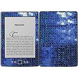 Royal Wandtattoo RS. 35247selbstklebend für Kindle, Design Pailletten blaue - gut und günstig