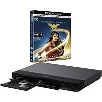 Sony UBP-X700 MULTIREGION Blu-ray Player Bundle with Wonder Woman Ultra HD 4K Blu-ray…