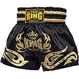 TOP KING Muay Thai Shorts, TKTBS-095, Thaibox Short, Hosen, Kickboxen, MMA Größe L