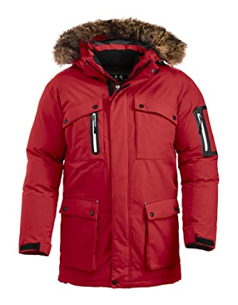 Clique Mountain Wear Expedition Parka. Extra Heavy Wind/Waterproof ...