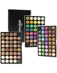 120 Color Eyeshadow VALUE MAKERS® Shimmer & Matte Palette Makeup Kit Set