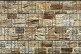 Zaunsichtschutz, Windschutz (30 versch. Motive) für Doppelstabmattenzaun *Roma* beidseitig, 19cm, 26m Rolle