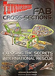 By Graham Bleathman Thunderbirds FAB Cross-sections (New edition)