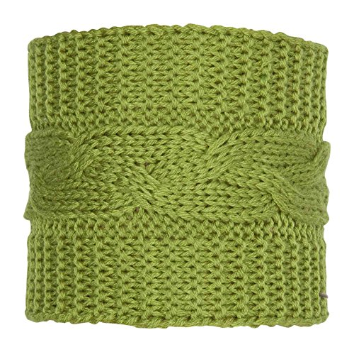 Décoratif en tricot Flexible, vert, lot de 2, 15 x 13 cm