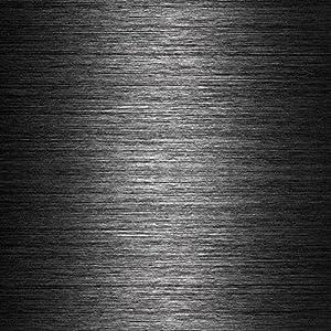 DeinDesign Nintendo Wii Folie Skin Sticker aus Vinyl-Folie Aufkleber Metall Look Muster