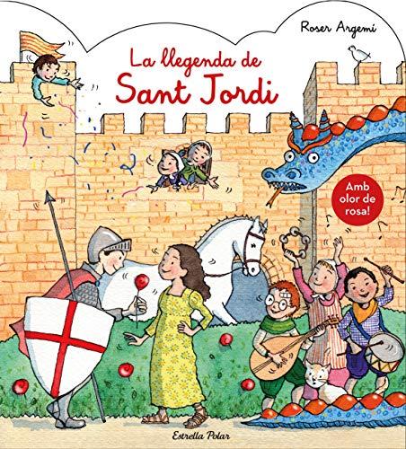 La cla ssica llegenda de Sant Jordi amb un enfocament una mica diferent. En aquest cas, la princesa i el cavaller Sant Jordi derroten plegats el drac. I, a me s, aquest any el llibre fa olor de rosa!
