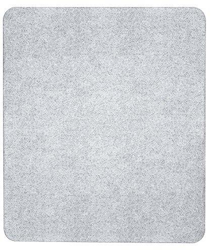 Wenko 2511910100 Herdabdeckplatte Universal 3 in 1 - für alle Herdarten, Gehärtetes Glas, 56 x 1.8-4.5 x 50 cm, Transparent