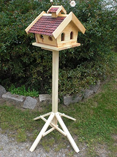 Vogelhaus mit Ständer