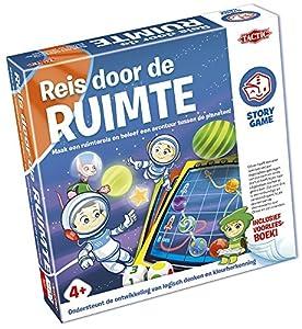 Tactic Story Game 54879 Niños Viajes/Aventuras - Juego de Tablero (Viajes/Aventuras, Niños, 15 min, Niño/niña, 4 año(s), Interior)