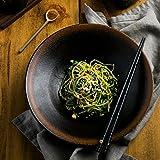 Creative Pottery Bowl Home Obstsalat/Teigwaren / Getreide/Snack / Ramen Suppenschüssel Geschirr, Durchmesser 23,5 cm