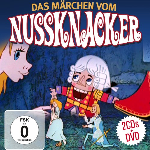 Das Märchen Vom Nussknacker. CD+DVD