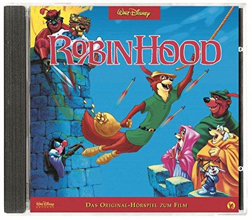 Hood Robin Disney Walt (Robin Hood)