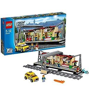 LEGO City Trains 60050 - Stazione Ferroviaria LEGO