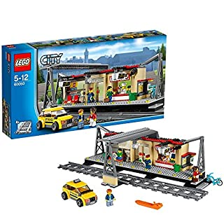 LEGO City 60050 - Bahnhof (B00I4IXJ3K) | Amazon price tracker / tracking, Amazon price history charts, Amazon price watches, Amazon price drop alerts