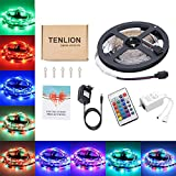 Led Stripes 5m TENLION LED Strip Licht Streifen Led...