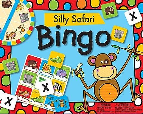 Silly Safari Bingo