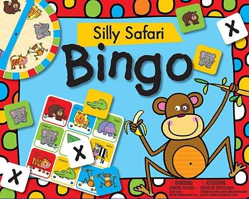 Preisvergleich Produktbild Silly Safari Bingo