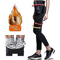Moonssy Pantaloni di Perdita di Peso Pantaloni Sauna Neoprene Donna Termici Dimagrante Leggings Hot Thermo Sauna Sudore…