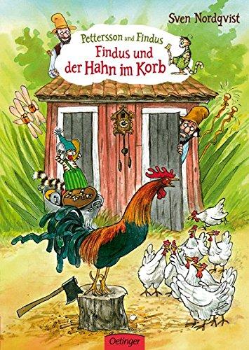 Findus und der Hahn im Korb (3-tier-korb)