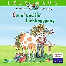 Conni und ihr Lieblingspony (LESEMAUS, Band 107)