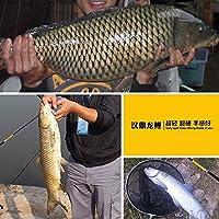 ZHUDJ Ultra Ligero De Carbono Ultra Duro Caña De Pescar Caña De Pescar Polo 28 Varilla Varilla Carp Carp Fishing Rod,28 Dragon Carp 3,9 Metros
