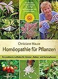 Homöopathie für Pflanzen: Der praktische Leitfaden für Zimmer-, Balkon- und Gartenpflanzen Mit Ergänzungen von Cornelia Maute