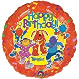 "Foil Helium Grade Balloon 18"" Tweenies Birthday for Party Decoration"