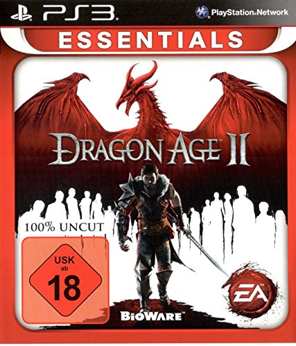 Dragon Age II - Playstation 3 [Essentials] [100% Uncut]
