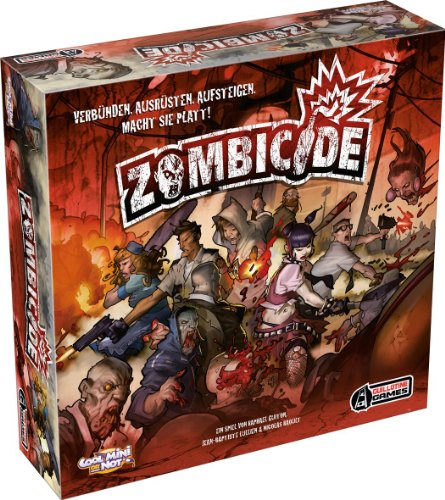 Cool Mini or Not - Zombicide, Grundspiel