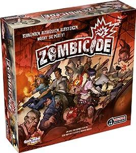 Asmodee - Zombicide, Juego de Tablero, de 1 a 6 Jugadores (versión en alemán)