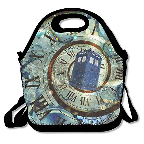 Doctor Who Lunch Tasche Handtasche Lunch-Boxen