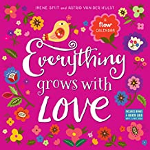 2019 Everything Grows with Love Mini Wall Calendar