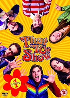 That 70s Show Season 1-8 Complete [DVD] (B00424L7XY) | Amazon price tracker / tracking, Amazon price history charts, Amazon price watches, Amazon price drop alerts